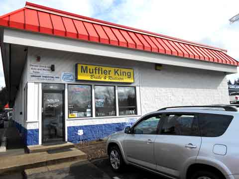 Come see our shop in Kirkland, WA | Muffler King Brake and Radiator